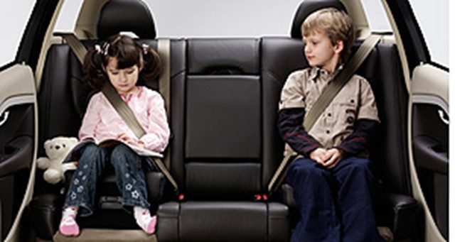 When Is It Safe To Ditch The Booster Seat For Your Child